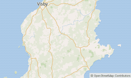 Visby Map